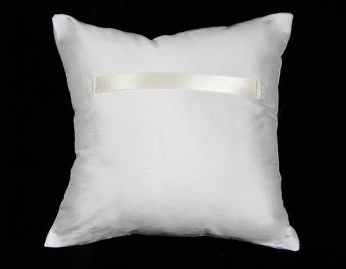 Custom Made Wedding: Timeless Love Pillow