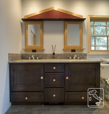 Custom Made Contemporary Vanity