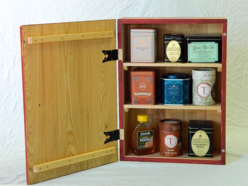Custom Made Tea Box