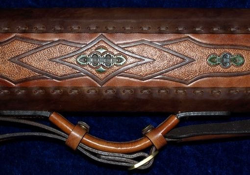 Custom Made Time Ⅳ Leather Poolstick Case