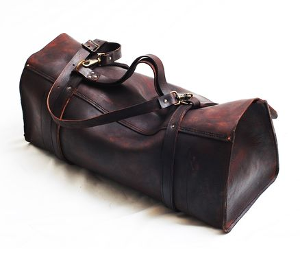 Custom Made Duffle Bag