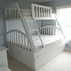 Custom Bunk Beds And Loft Beds Custommade Com