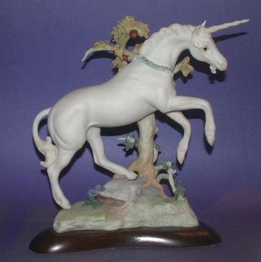 Custom Made Porcelain Unicorns