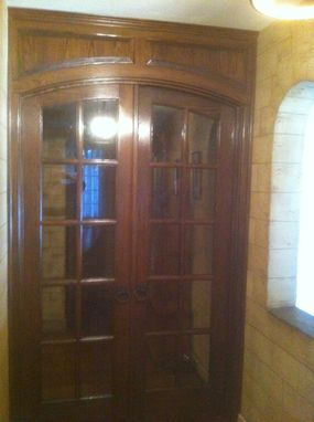 Custom Made French Doors