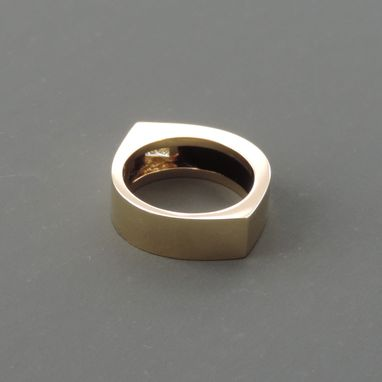 Custom Made The Grand Camber Ring