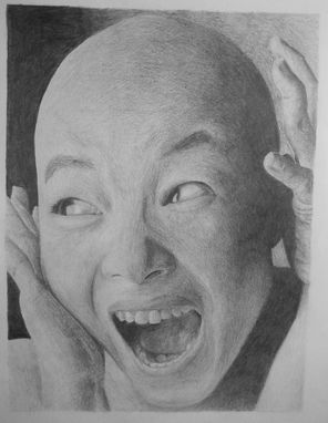 Custom Made Custom Pencil Drawing - Art Commission