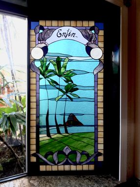 Custom Made Bay Window- Mokoli`I