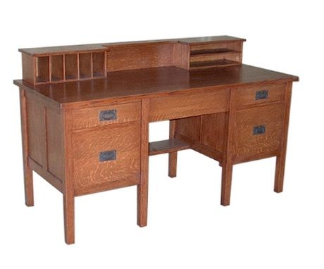Custom Made G Stickley Desk