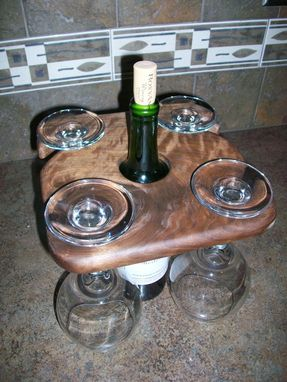 Custom Made Wine Caddys