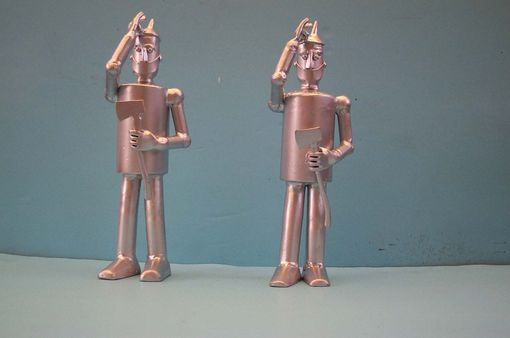 Custom Made Tin Man