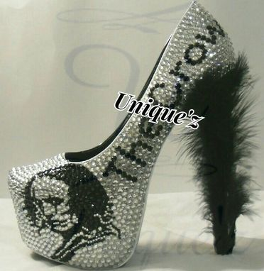 Custom Made The Crow Heels