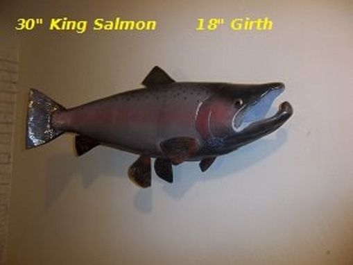 "Custom Made 36"" King Salmon"