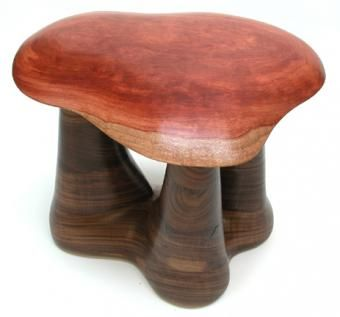 Custom Made 'Fungus' Stool