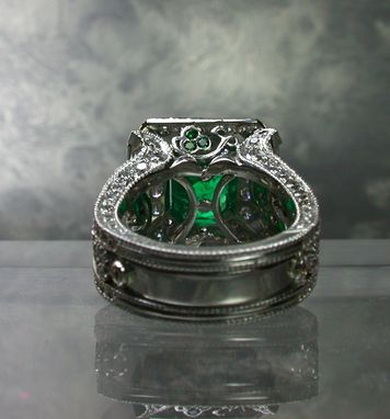 "Custom Made ""Ode To Ireland"" Ring"