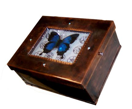 Custom Made Reliquary Box