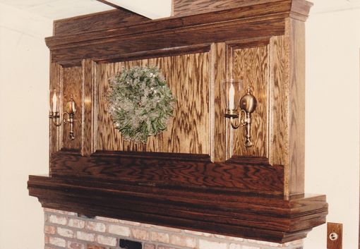 Custom Made Mantle