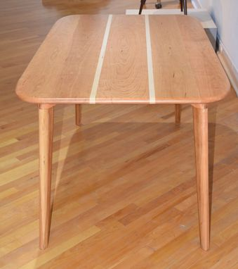 Custom Made Anders Mid Century Dining Table