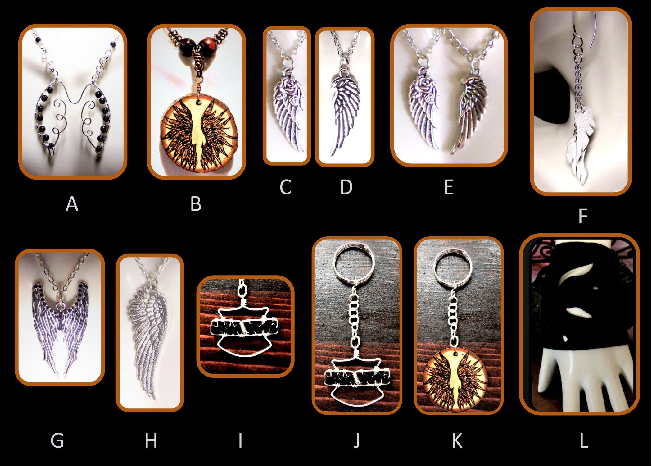 Custom Made Harley Davidson Jewelry Key Chains Biker Gift Husband