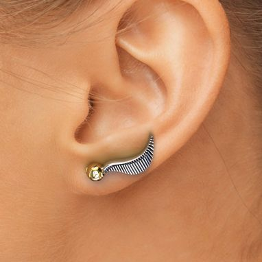 Custom Made Golden Ear Climbers- Small Size.