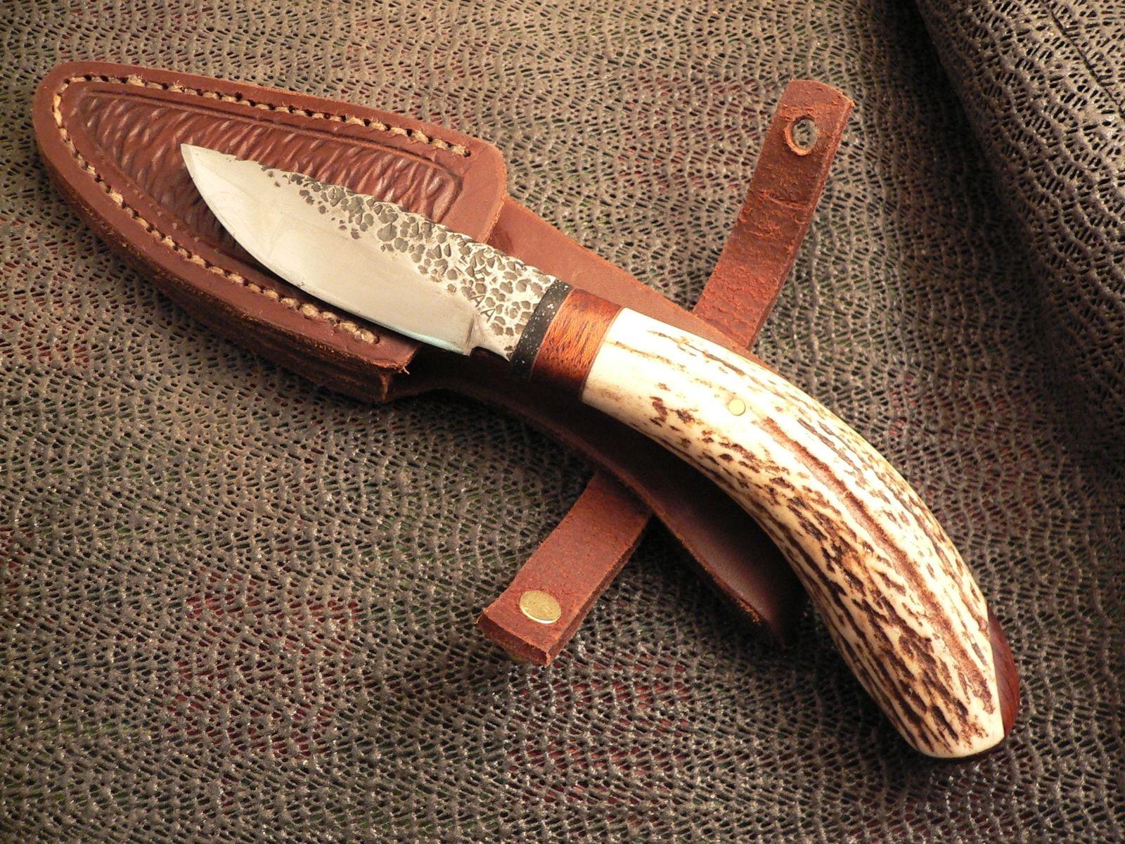 custom handmade knives hunting survival pocket custommade com