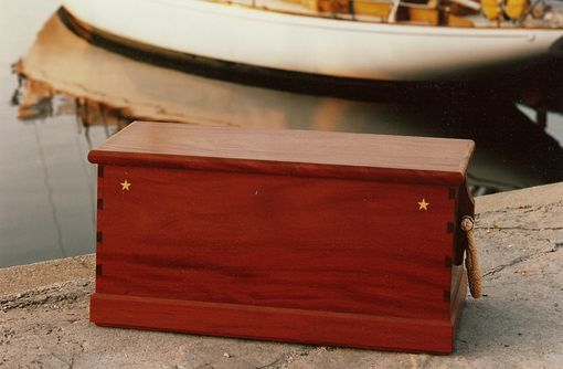 Custom Made Sea Chest