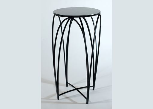Custom Made Circular Accent Table