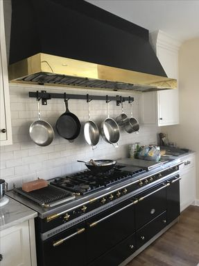 Custom Made Kitchen Pot Rack