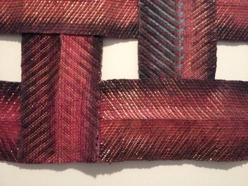 Custom Made Handwoven Wall Hanging