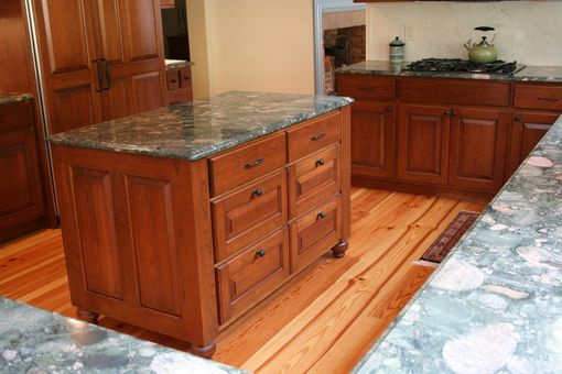 Custom Made Cherry Kitchen, Dining Area