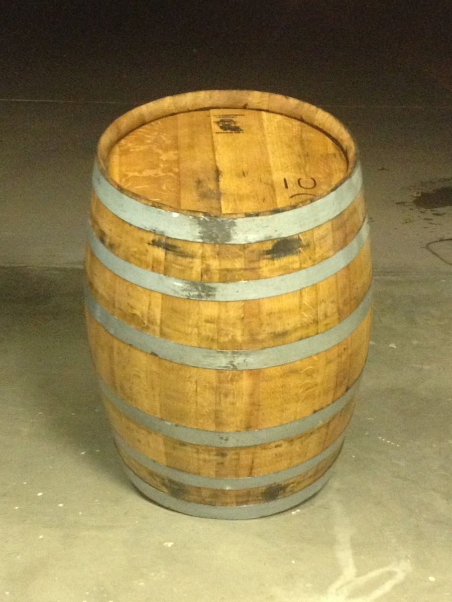 Custom Decorative Wine Barrel By Wyld At Heart Customs