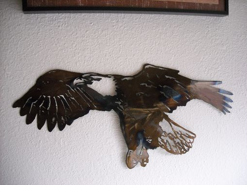 Custom Made Bald Eagle Wall Art