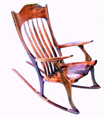Custom Made Garden Rocker
