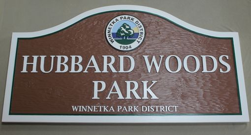 Custom Made Custom Wood Signs | Business Signs | Park Signs | Forest Preserve Signs | County Signs