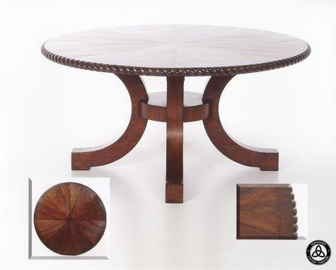 Custom Made #428 Round Dining Table