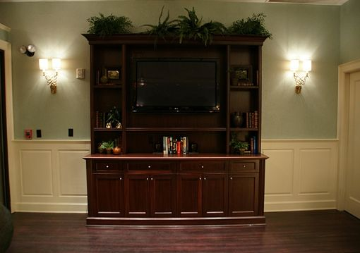 Custom Made Private Theatre Lounge