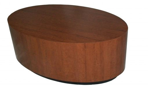 Custom Made Oval Occasional Table