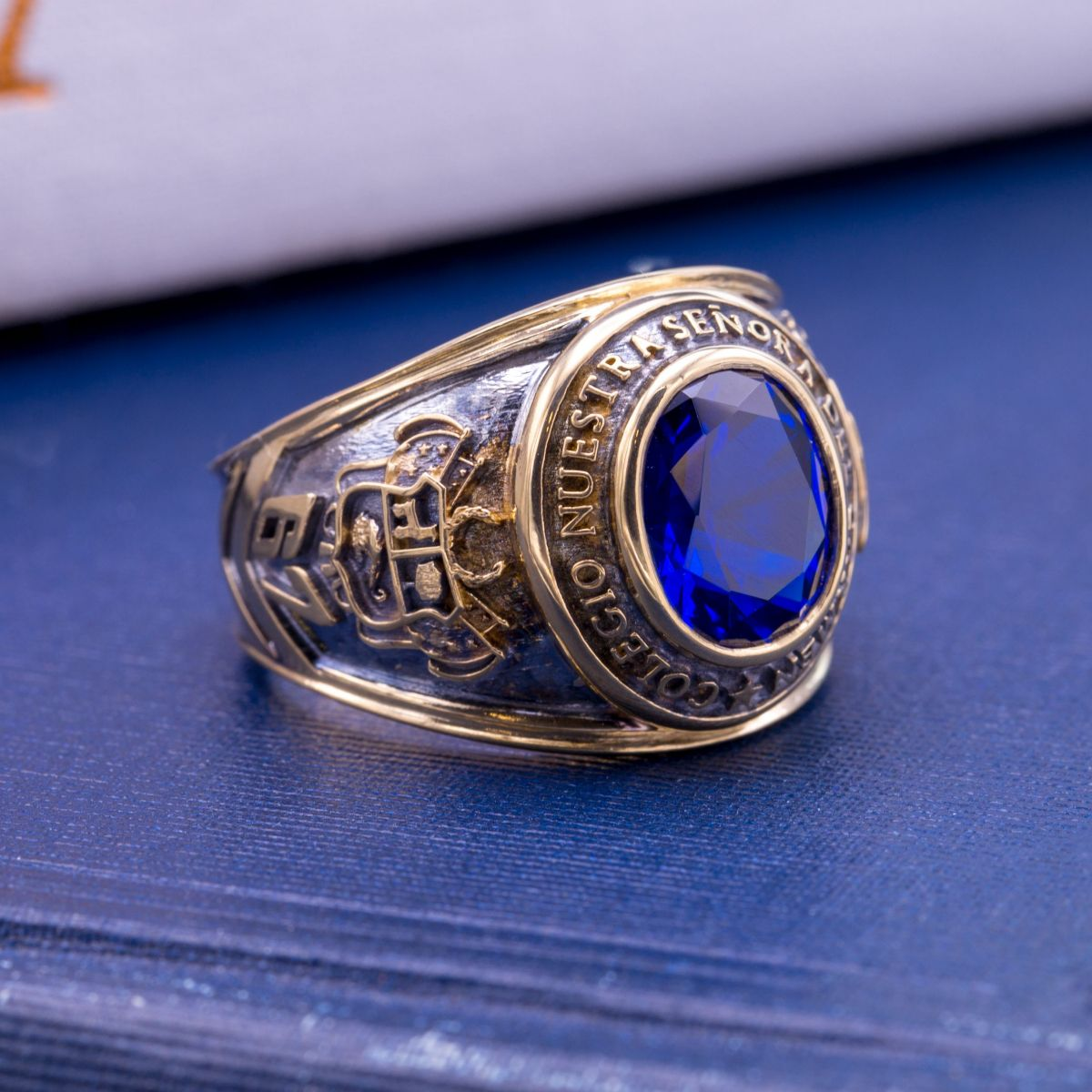 Design Your Own College Class Ring