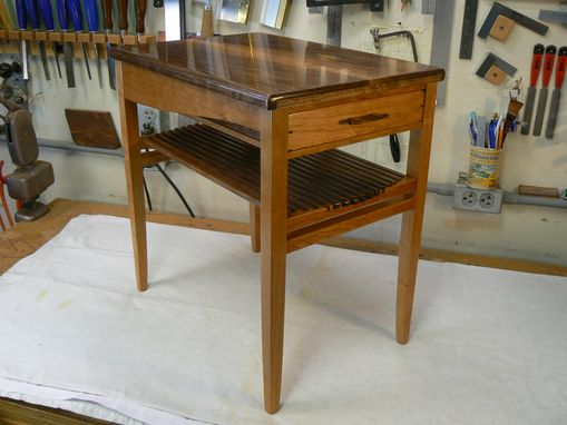 Custom Made Occasional Table Or End Table