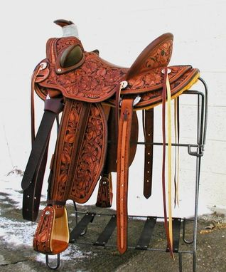 Custom Made Custom Hand Made Saddles