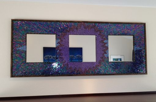 Custom Made Trio - Mosaic Mirror