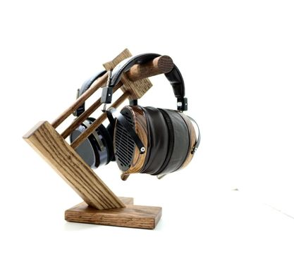 "Custom Made Headphone Stand ""Leto"""