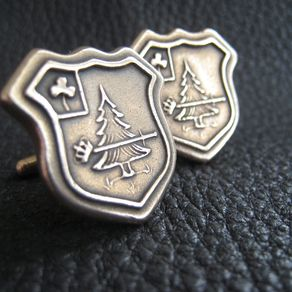 Wedding Cufflinks | Groom, Best Man, & Groomsmen | CustomMade.com