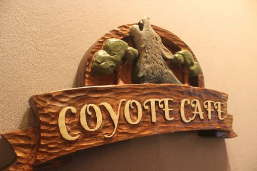Custom Made Custom Carved Wood Signs By Lazy River Studio