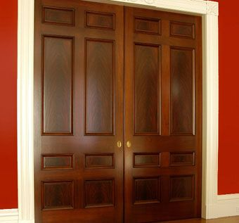 Custom Made Interior Pocket Doors