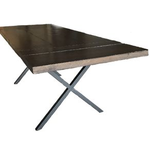 Dining Tables Extendable extendable & expandable dining tables | custommade