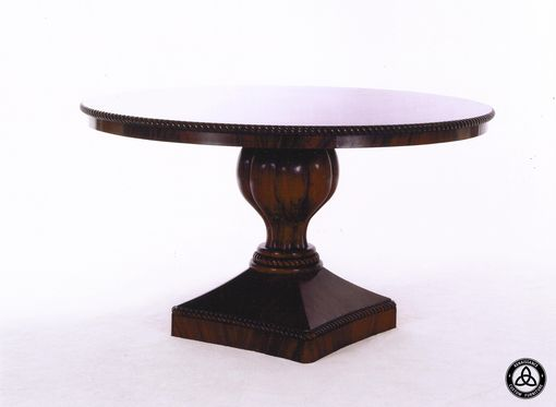 Custom Made #413 Round Dining Table