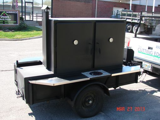 Custom Made Custom Smoker