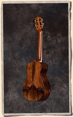 Custom Made Tenor Ukulele