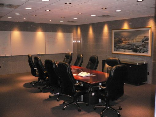 Custom Made Hedge Fund Private Offices & Datacenters