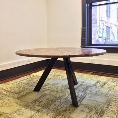 Custom Made Reclaimed Conference Table
